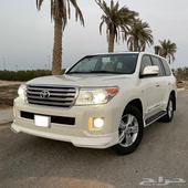 للبيع جيب لاندكروزر VXR 3 سعودي 2014