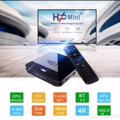 رسيفر أندرويد H96mini جوجل بلاي ومتصفح ويوتيوب وشاهد