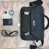 كاميرا نيكون D5100 استعمال شهر مع جميع ملحقاتها