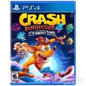 كراش بانديكوت 4 Crash Bandicoot 4
