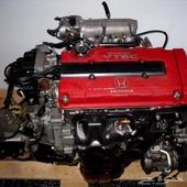 متوفر محرك هوندا يركب ع مديلات EK و EG و CRX