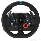 دركسون Logitech G29 لألعاب السيارات PS4 - بيع مستعجل