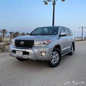 للبيع جيب لاندكروزر GXR سعودي 6 سلندر 2014