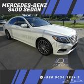 Mercedes-Benz S400 2017