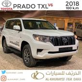 تويوتا - برداو 2018 TXL V6 - جديد