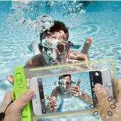كيس الجوال للتصوير تحت الماءمن العجيب والغريب