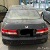 للبيع سيارة هوندا اكورد 2004