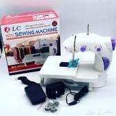 ماكينة خياطة خفيفة الوزن فقط 100 ريال