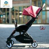 عربة اطفال ماركة RIZA الاصلية بتصميم الالماني