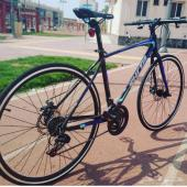 دراجة هوائية رود بدركسون هجين ب780