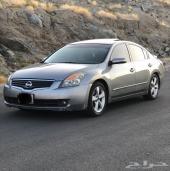 نيسان التيما فل كامل 2009  تم البيع V6