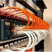 حلول  شبكات الأنترنت