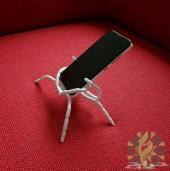 حامل الجوال العنكبوتي من العجيب والغريب