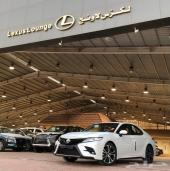 تويوتا كامري SE سبورت سعودي 2020