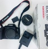 كاميرا كانون  canon750d