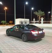 BMW موديل 2010 حجم 730