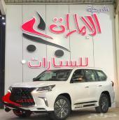 لكزس LX570 فل 2021 سعودي نظام الدفعتين