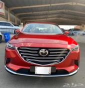 مازدا CX9 2019 فل كامل سقنتشر