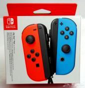 Nintendo Switch Joy-Con (LR) - RedNeon Blue