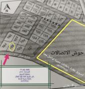 للبيع قطعة سكنية مدينة الباحة الشروق 615م