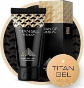 TITAN GEL GOLD 50ML TUBE