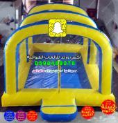 بيت الكور شاشه عرض نطيطات هوائية ملاعب زحليقة
