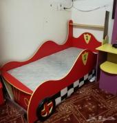 سرير اطفال عدد 2