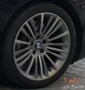 جنوط BMW 640 مقاس 19 للبدل فقط