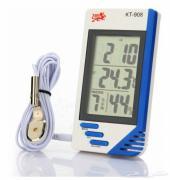 جهاز رقمي لقياس درجة الحرارة ونسبة الرطوبة(تم