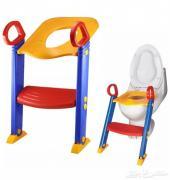 للبيع مقعد لتدريب الأطفال على الحمام