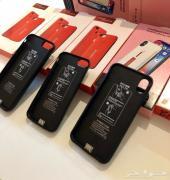 للبيع كفرات شواحن ايفون اكس ايفون 6 7 8 بلس
