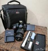 كاميرا نيكون D5300 للبيع