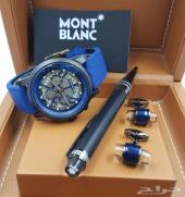 ساعات ماركة مونت بلانك 2017 موديلات جديدة