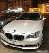 730LI BMW موديل 2013 نظيف