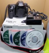كاميرا canon 7d mark2 ( بودى ) للبيع