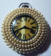 ساعات جيب امريكية قديمة