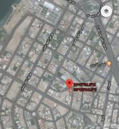 ارض في حي المرجان جدة - مساحة 2000م