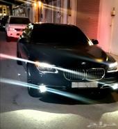 BMW 740Li موديل 2013 (مخزن) ممشى قليل