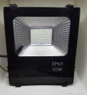جديدنا لمبة LED كشاف ( كبس ) بالطاقة الشمسية
