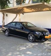 للبدل فقط Mercedes E Class 2014