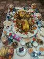 طباخ متنقل داخل وخارج الرياض  مع العده