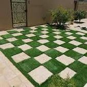 تنسيق حدائق وتصميم شلالات
