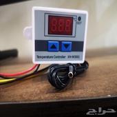 عرض جهاز المقياس الحرارة والمنظم 45ريال فقط