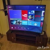 شاشات تلفزيون واي فاي سمارت UHDمع توصيل