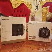 للبيع كاميرات كانون D80  D700