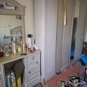 شقة ايجار غرفة وصالة ومطبخ وحمام نظيفة جدا