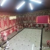 بيت شعر للبيع 6 ب 9 ونضيف