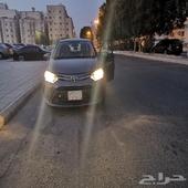 يارس مخزن 2014 ماشي 45 ألف فقط
