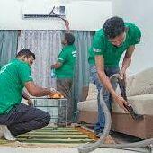 شركة تنظيف فلل وشقق مجالس بالرياض
