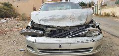 سيارة   افلون 2001 مصدومة للبيع استمارة1443